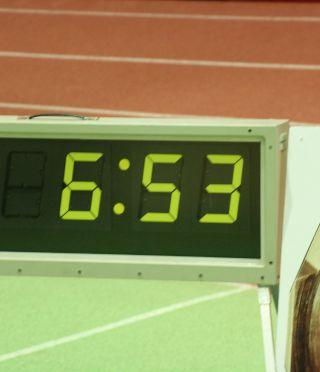 Deutscher Rekord über 60m